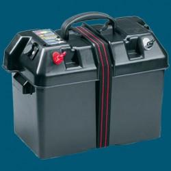 Coffre batterie marine minn kota power center