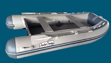 Bateau pneumatique Charles Oversea 3.0i